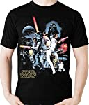 Camiseta Star Wars Classico- Darth Vader Camisa Blusa