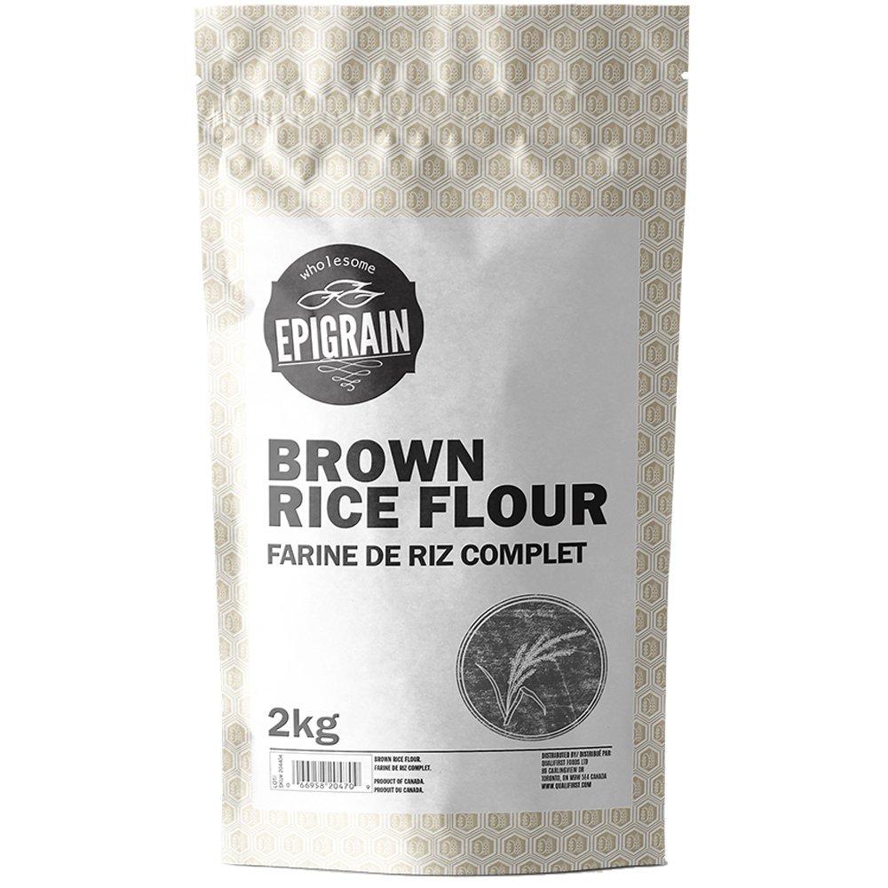 Epigrain Gluten-Free Brown Rice Flour - 4.4 lb (2 Kg)