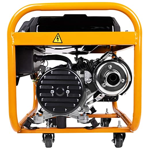 Strahlemann - Generador de Corriente de Gasolina (3300 W, 230 V, 7 ...