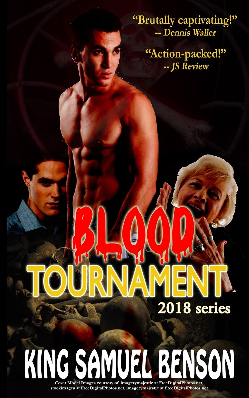 Blood Tournament (2018) (Volume 1) PDF