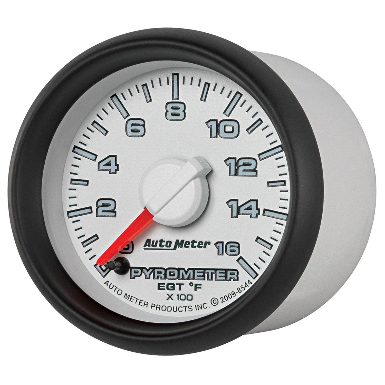 Autometer Water Pyro Gauge Wiring - Smart Wiring Diagrams •