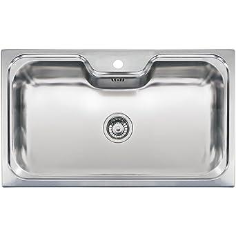 Large Bowl Kitchen Sink Reginox jumbo extra large 10 bowl inset stainless steel sink reginox jumbo extra large 10 bowl inset stainless steel sink workwithnaturefo