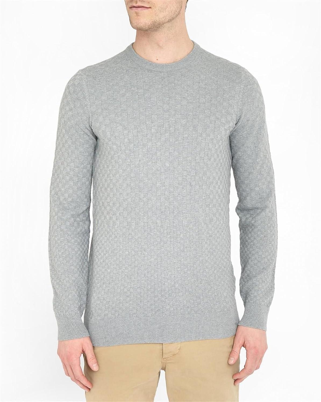 Mens Jumpers Ben Sherman Knitwear Jumper Lightweight Knitted Top