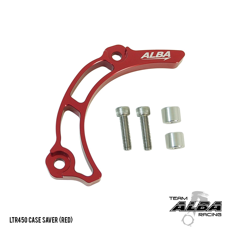 Suzuki LTR 450 Case Saver Black (2006-2009) Alba Racing