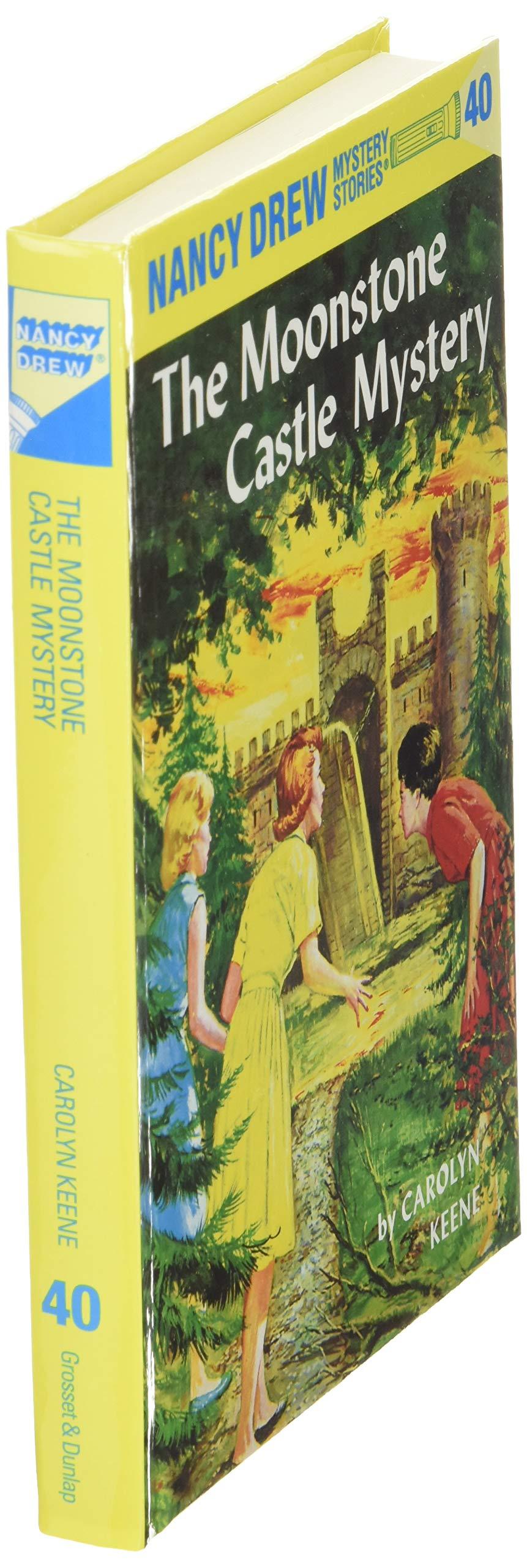 Ebook The Moonstone Castle Mystery Nancy Drew Mystery Stories 40 By Carolyn Keene