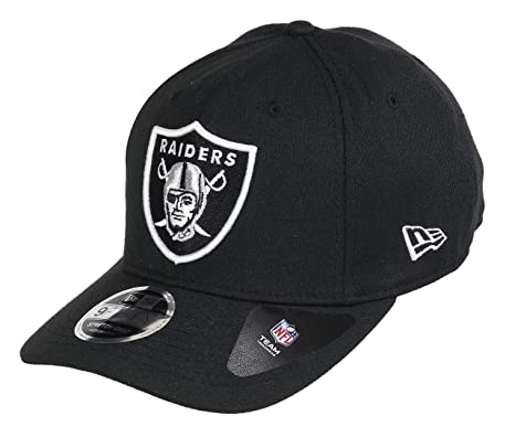 New Era Oakland Raiders 9fifty Stretch Snapback cap Classic Black - S-M b5c2223d47f29