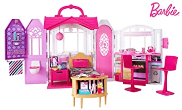 Phenomenal Barbie Glam Getaway House Amazon Exclusive Download Free Architecture Designs Rallybritishbridgeorg