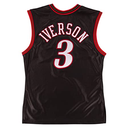 3770a8101 Mitchell   Ness Camiseta auténtica de la NBA
