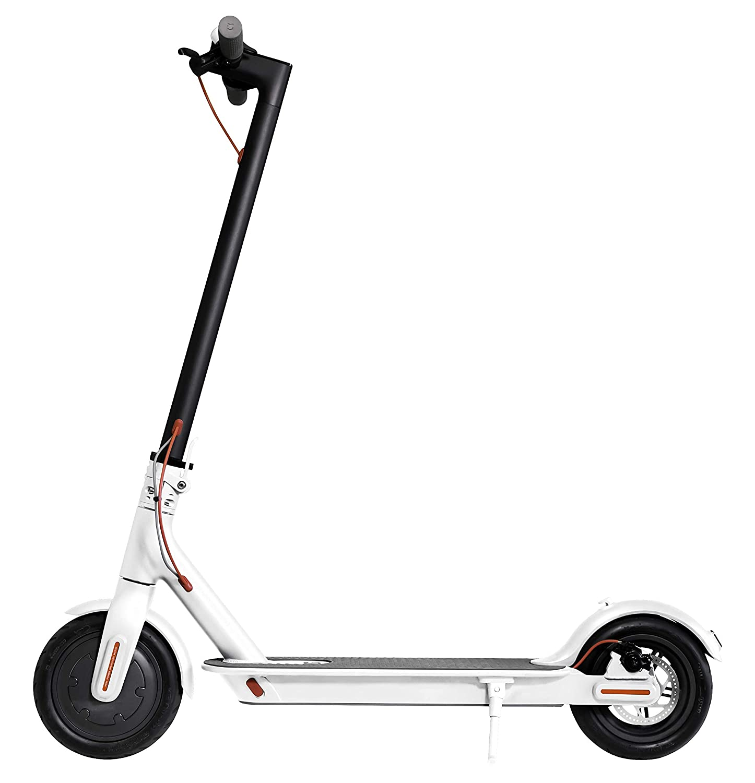 Xiaomi Mi Scooter - Patinete eléctrico plegable, 30 Km ...