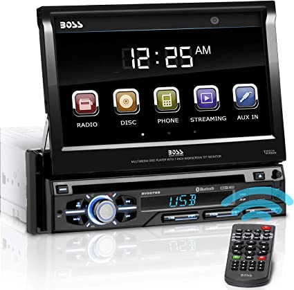 [SCHEMATICS_48IS]  Amazon.com: BOSS Audio Systems BV9979B Car DVD Player - Single Din,  Bluetooth Audio & Hands-Free Calling, Multi-color Illumination, DVD, CD,  MP3, USB, SD Aux-in, AM/FM Radio Receiver, 7 Inch LCD Touchscreen, Black: | Bose Car Audio Lcd Wiring |  | Amazon.com