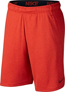 0b02d7ab7187e Amazon.com : NIKE Men's Dry Veneer Training Shorts (Dark Citron ...