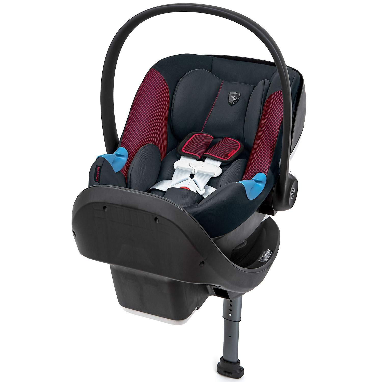 Amazon Com Cybex Aton M Carseat In Ferrari Black Baby