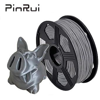 PINRUI PLA filamento para impresora 3D, 1,75 mm, bobina de 1 kg ...