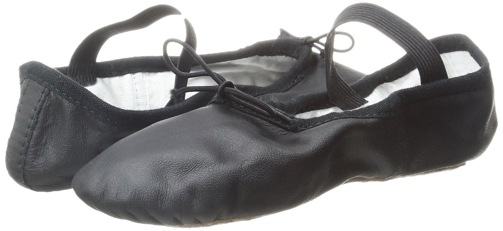Bloch Dance Dansoft Ballet Slipper (Toddler/Little Kid),Black,7.5 C US Toddler by Bloch (Image #7)