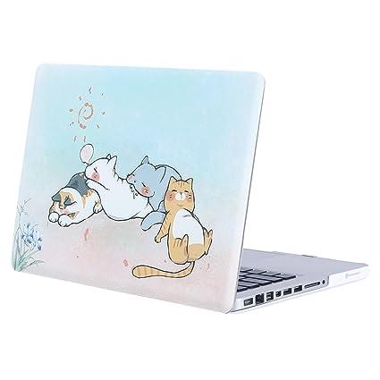 MOSISO Funda Dura Compatible Old MacBook Pro 13 Pulgadas con CD-ROM A1278 (Versión