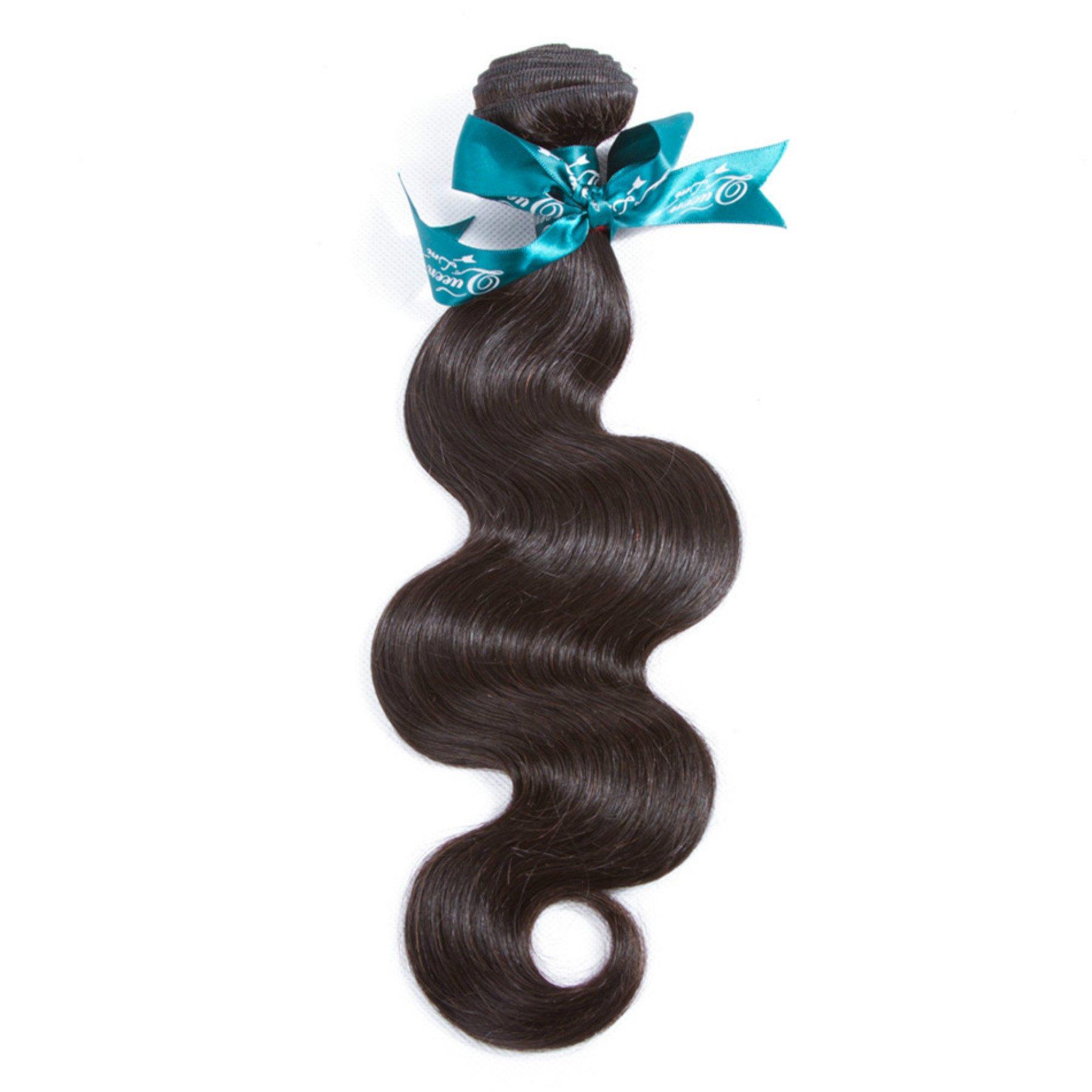 Amazon Queen Love Hair Brazilian Virgin Hair Body Wave 1