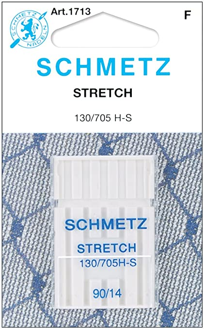 Amazon.com: 25 Schmetz Stretch Agujas para máquina de coser ...