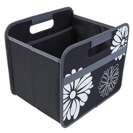 banjado – Meori® 15L patrón – Cajas Estantería Caja para Ikea Expedit Kallax transporte cesta