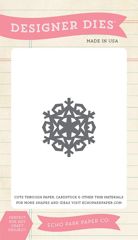 Echo Park Paper Company Snowflake #2 Die Set by Echo Park Paper B013M8WZFY
