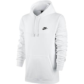Nike M NSW Hoodie Po FLC Club Sudadera, Hombre: Amazon.es: Deportes y aire libre