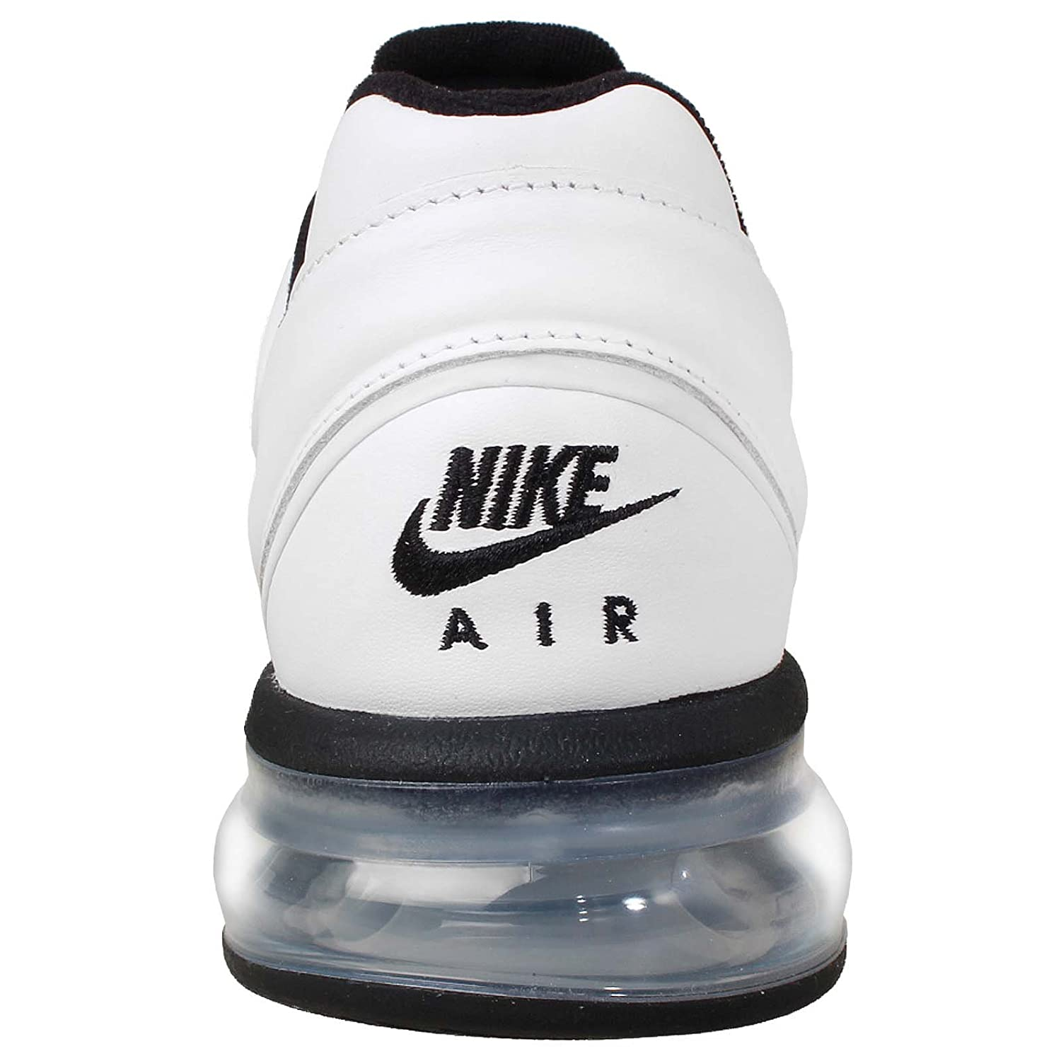 purchase cheap 66080 a4138 Nike Men s Air Max 2013 White, Black, Hyper Cobalt and Metallic Silver  Leather Running Shoes -7 UK India (41 EU)(8 US)  Buy Online at Low Prices  in India ...