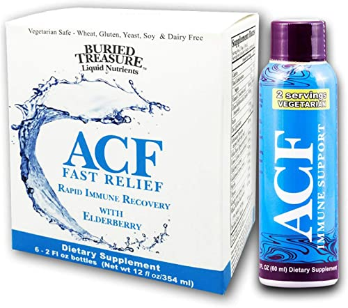 Buried Treasure ACF Advanced Immune Response