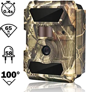 5 Best Trail Camera For Security In 2020 – Updated 4