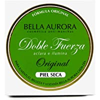 Bella Aurora Doble Fuerza Crema Anti-Manchas, Tratamiento Aclarante e Ilumina, Facial, para Piel Seca - 30 ml
