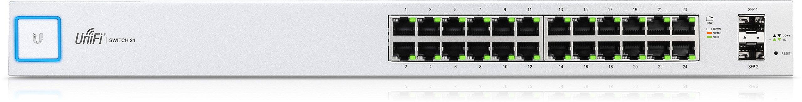 Ubiquiti US-24 Unifi Switch by Ubiquiti Networks