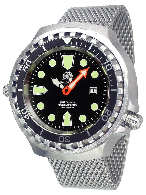 トーチマイスター1937 腕時計 100ATM 自動巻 大型52mm T0285MIL 並行輸入品 B015351QFY