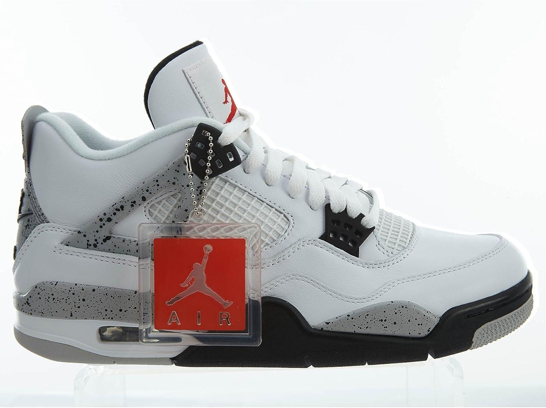 niesamowite ceny zniżki z fabryki buty do biegania Amazon.com: Air Jordan 4 Retro OG - 840606 192: Clothing