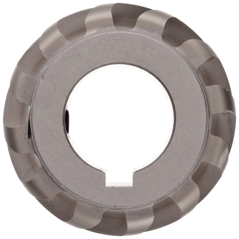 RH Steel 0.625 Bore 45 Degree Helix Boston Gear H1224R Plain Helical Gear 14.5 Degree Pressure Angle 24 Teeth 12 Pitch