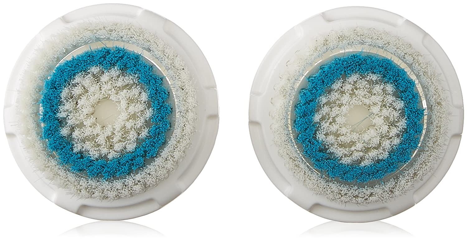 Clarisonic Deep Pore Cleansing Replacement Brush Heads Twin Pack 20158