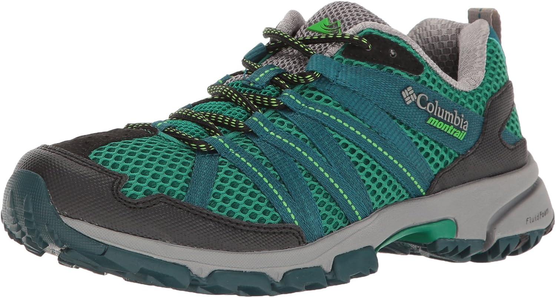 Columbia 1747251 - Botas de Senderismo para Mujer, Color Verde, Talla 42: Amazon.es: Zapatos y complementos