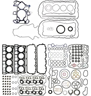 amazon perfect circle 50843cp030 auto part automotive 2007 Ford F-250 Diesel 2003 2006 ford powerstroke diesel 6 0l oem style 18mm head set lower