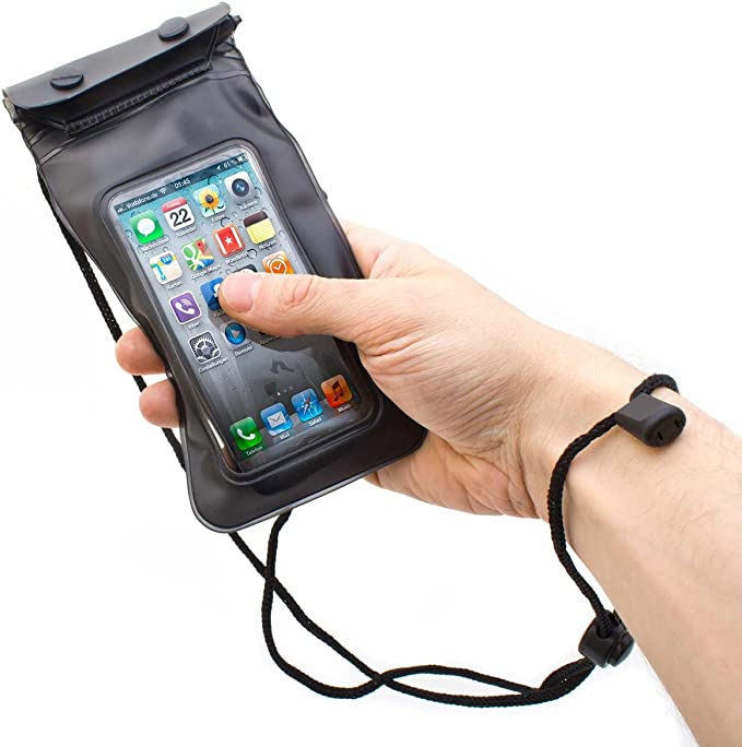 Bolsa impermeable para teléfono móvil Funda Smartphone Cámara ...