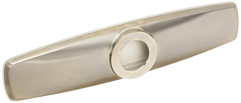 American Standard M964025-0750A ESCUTCHEON & PUTTY PLATE F/OLVERA Stainless Steel