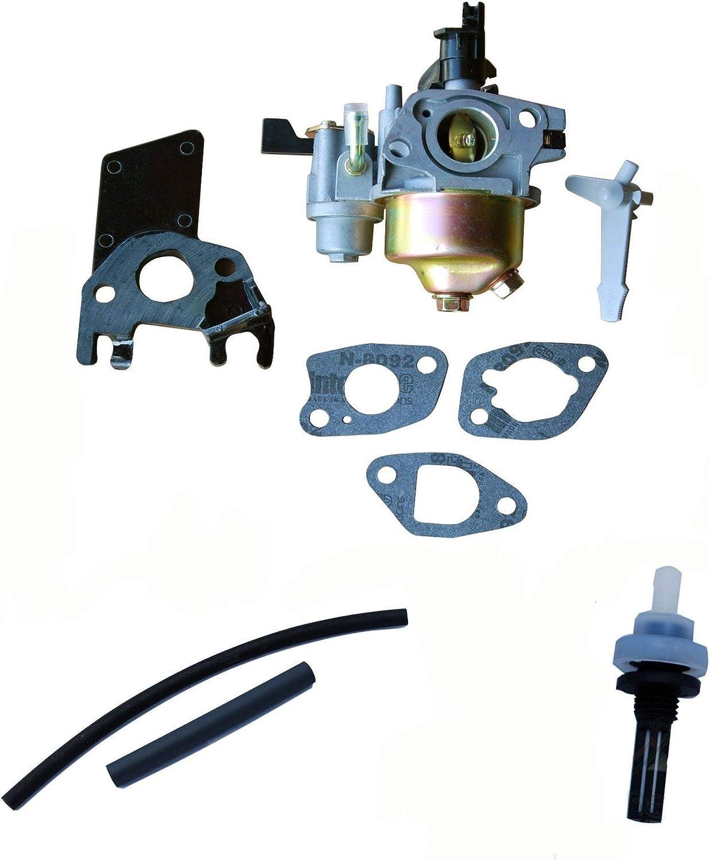 Carburetor Insulator Spacer Gasket Fit Honda GX160 GX200 5.5HP 6.5HP Engine Part