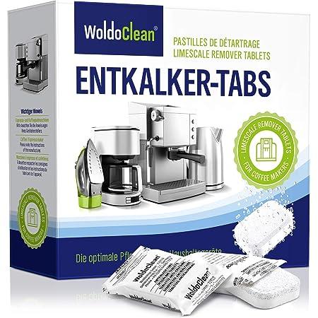 Descalcificador Cafetera Pastillas de descalcificación - 40 ...