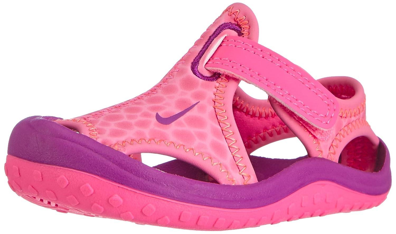 1e6d9cf1468b Nike Girls  Sunray Protect First Walking Shoes Purple Violett (Pink ...