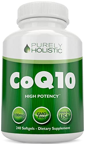 CoQ10 240 SoftGels