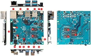 ODROID N2 Single Board Computer (SBC) (4GB) with Power Supply