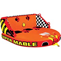 Sportsstuff Super Mable Inflatable Triple Rider Towable Tube (53-2223)