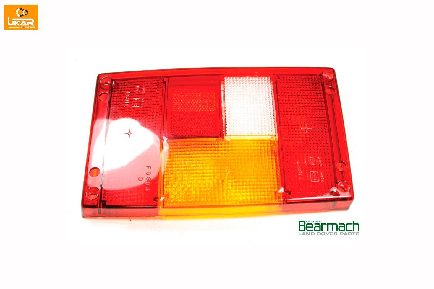 BEARMACH UK Land Rover Range Rover Classic Rear Lamp Lens RH Part# BR1495