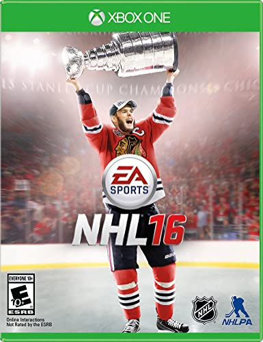 Amazon - EA NHL 16 XBox One $15