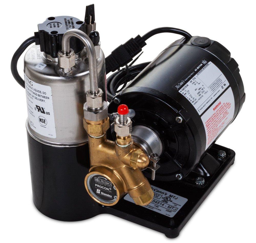 McCann's Small Carbonator 43 Series 115v Model 43-6002
