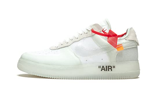 87a5331b5768a Amazon.com | Nike The 10 Air Force 1 Low - AO4606 100 | Fashion Sneakers