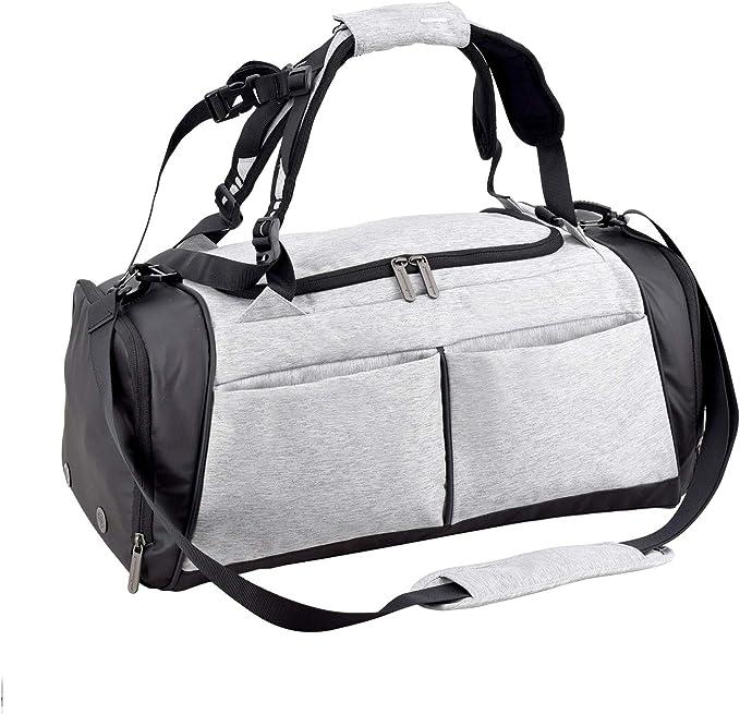 Amazon.com: Bolsa de gimnasio, bolsa de deporte con ...