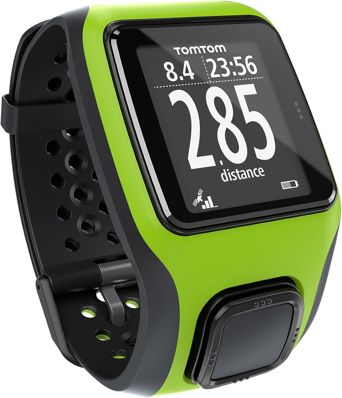 Tomtom MultiSports GPS - Reloj con GPS para triatletas