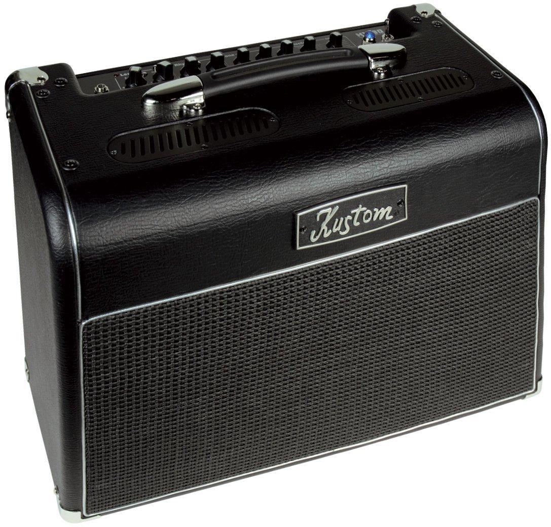 Kustom Amps KUSTOM HYBIRD SERIES HV30T 30 - Watt 1 x 12 Acoustic Guitar Amplifier